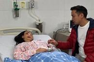 Hé lộ thêm loạt ảnh Linh Miu bị đánh bầm dập, nằm bất động trên giường bệnh