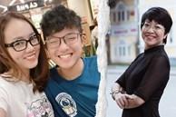 Vài tháng trước khi vợ mới của Công Lý chụp ảnh với Tít, MC Thảo Vân đã nhận xét đúng 5 từ, giờ ngẫm lại càng thấy cô dạy con quá văn minh