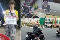 Cô gái thiếu máu não cầm biển xin tiền bất ngờ xuất hiện đi xe máy mua vàng, lòng tốt con người bị lợi dụng?