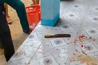 Cô giáo dùng dao tấn công đồng nghiệp