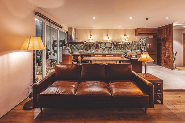 Cặp vợ chồng mạnh tay chi 1 tỷ biến nhà 3 phòng ngủ thành 1 phòng ngủ, căn bếp đẹp đến từng chi tiết-4