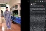Long Chun đăng clip lạc quan trong những ngày nhập viện: Trước mắt, Long phải sống như một chiến binh-3