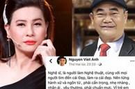 Nghệ sĩ Việt Anh lên tiếng nhắc nhở đàn em nghệ sĩ sau lùm xùm gymer, Cát Phượng có ngay lý lẽ chắc nịch phản hồi