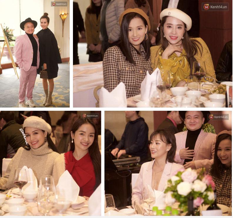 Bức ảnh quy tụ dàn cựu hot girl Hà thành trong đám cưới MC Thu Hoài, các cháu 2k khó đọ được bầu trời nhan sắc ấy-2