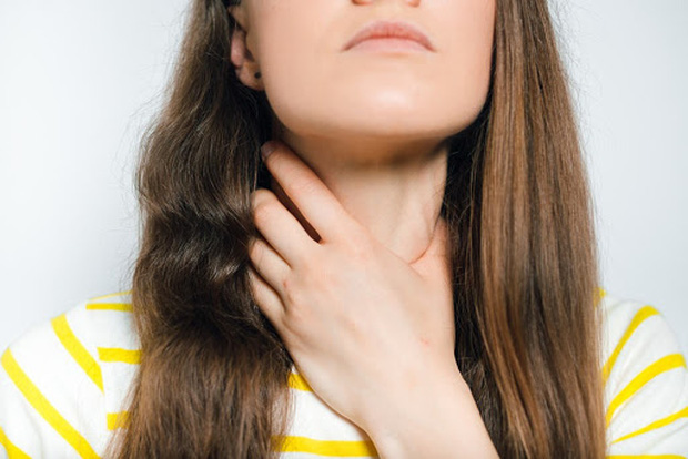 4 hiện tượng lạ ở vùng cổ cho thấy có nguy cơ mắc ung thư tuyến giáp-4