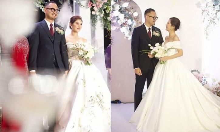 Thực đơn trong đám cưới của MC Thu Hoài có gì?-1