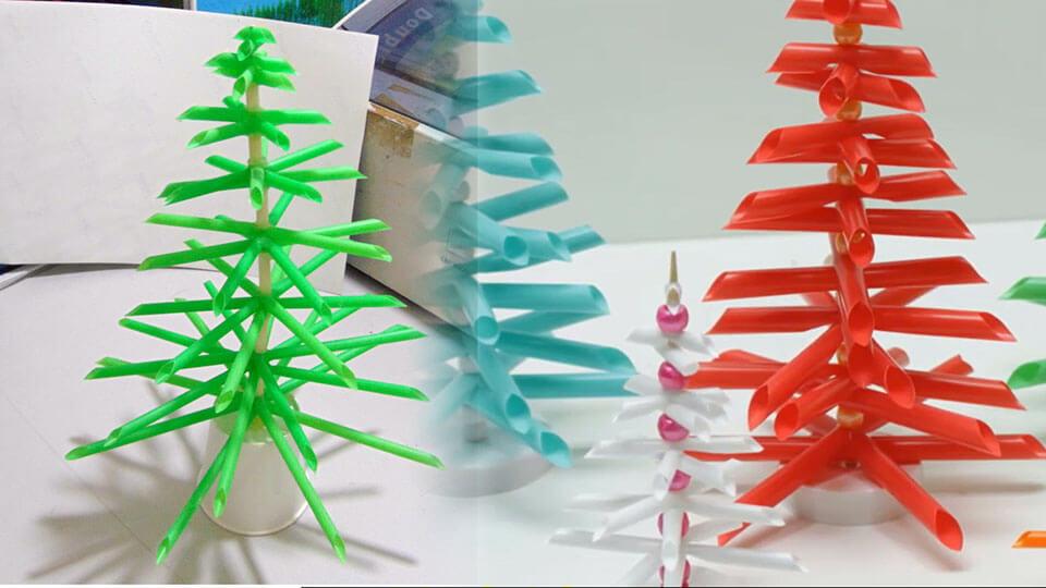Mách bạn cách làm cây thông xinh lung linh đón Giáng sinh ý nghĩa và an lành-2