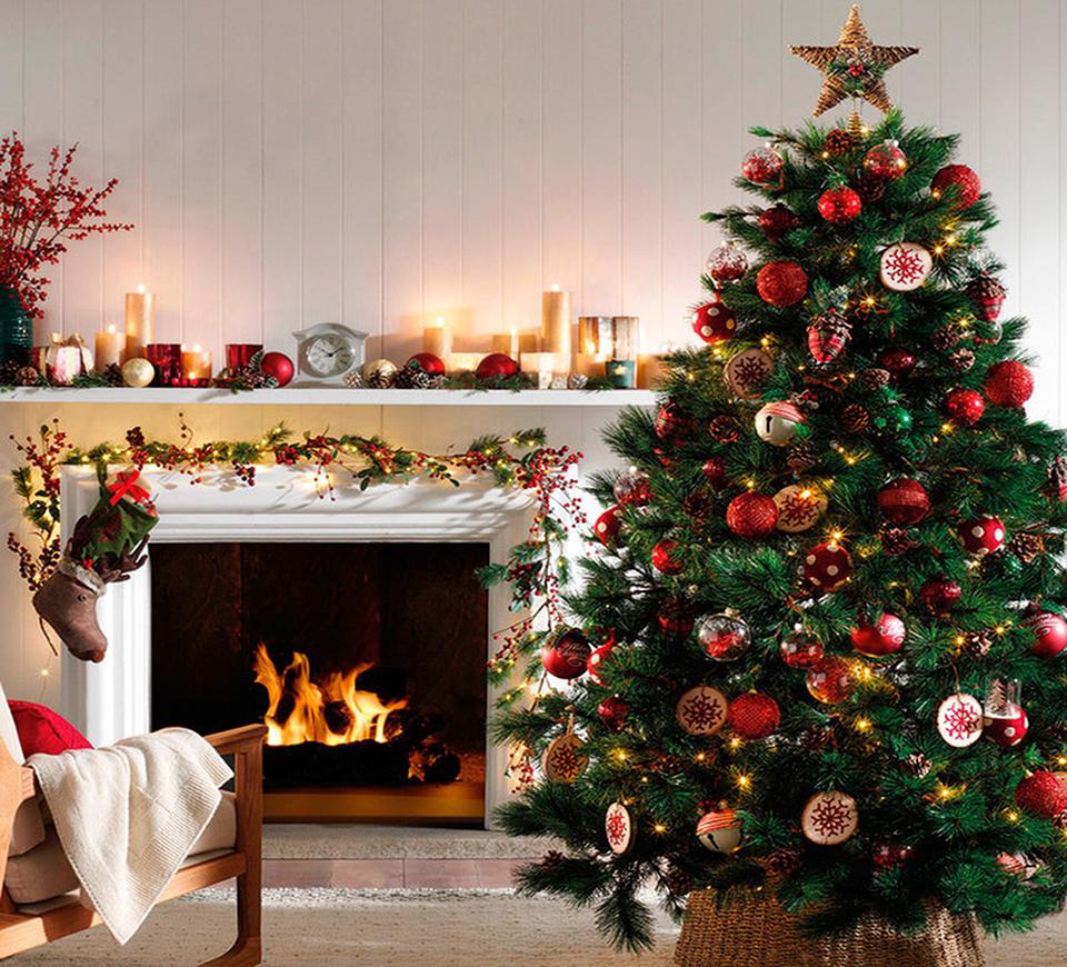Mách bạn cách làm cây thông xinh lung linh đón Giáng sinh ý nghĩa và an lành-1