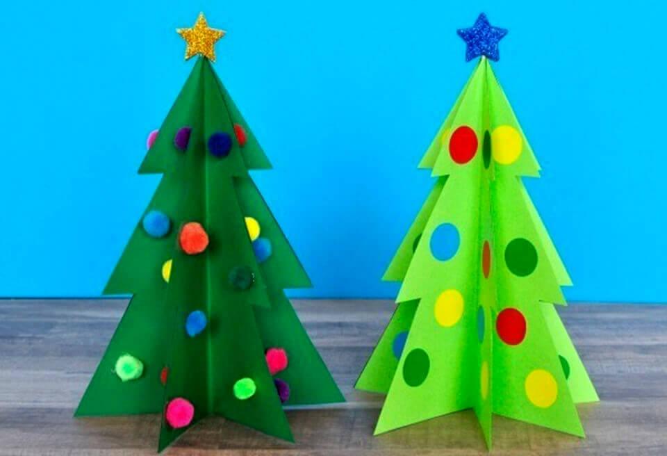 Mách bạn cách làm cây thông xinh lung linh đón Giáng sinh ý nghĩa và an lành-4