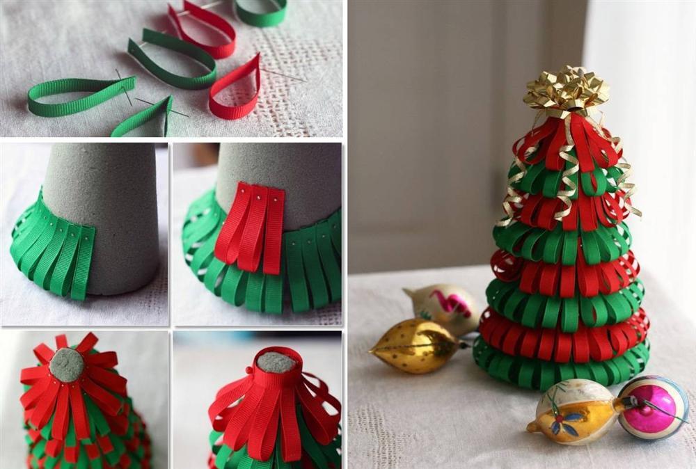 Mách bạn cách làm cây thông xinh lung linh đón Giáng sinh ý nghĩa và an lành-6