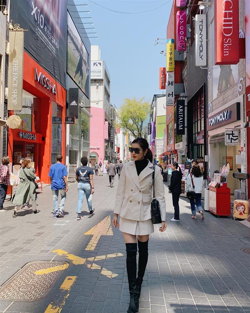 5 nàng Hậu có style đời thường cực ổn áp, Hoa hậu Trái đất Phương Khánh im ắng nhất nhưng hóa ra là trùm mặc sang-5