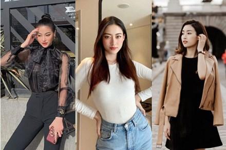 5 nàng Hậu có style đời thường cực ổn áp, Hoa hậu Trái đất Phương Khánh im ắng nhất nhưng hóa ra là