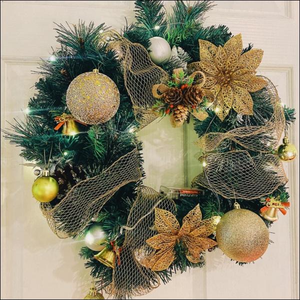 8 ý tưởng trang trí nhà cửa đẹp mê lycho ngày lễ Giáng sinh thêm an lành, ấm áp-11