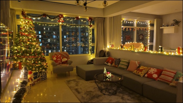 8 ý tưởng trang trí nhà cửa đẹp mê lycho ngày lễ Giáng sinh thêm an lành, ấm áp-15