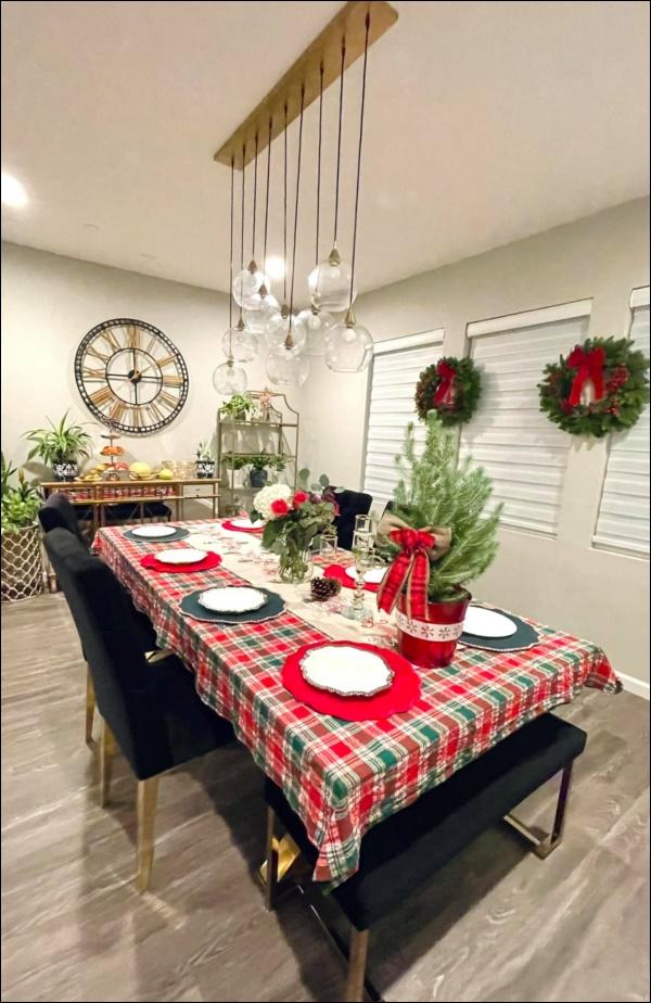 8 ý tưởng trang trí nhà cửa đẹp mê lycho ngày lễ Giáng sinh thêm an lành, ấm áp-16