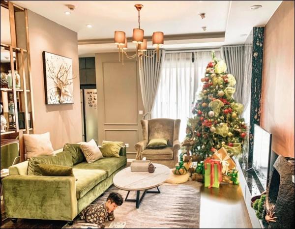 8 ý tưởng trang trí nhà cửa đẹp mê lycho ngày lễ Giáng sinh thêm an lành, ấm áp-1