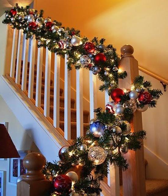 8 ý tưởng trang trí nhà cửa đẹp mê lycho ngày lễ Giáng sinh thêm an lành, ấm áp-6
