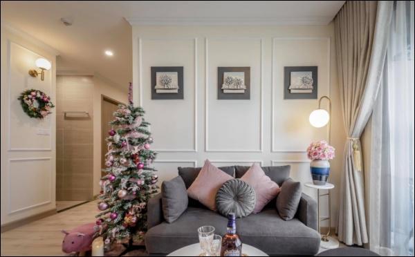 8 ý tưởng trang trí nhà cửa đẹp mê lycho ngày lễ Giáng sinh thêm an lành, ấm áp-8