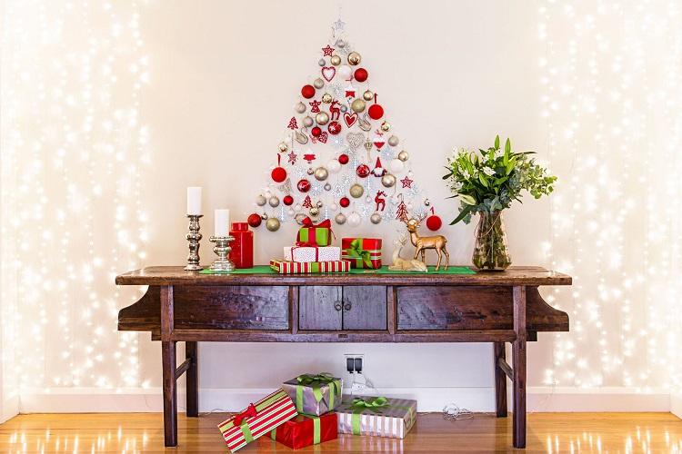 8 ý tưởng trang trí nhà cửa đẹp mê lycho ngày lễ Giáng sinh thêm an lành, ấm áp-9