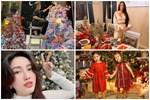 """Tiệc Noel toàn mùi tiền"""" của nhà hào môn Hà Tăng: Sang trọng đến từng chi tiết-12"""