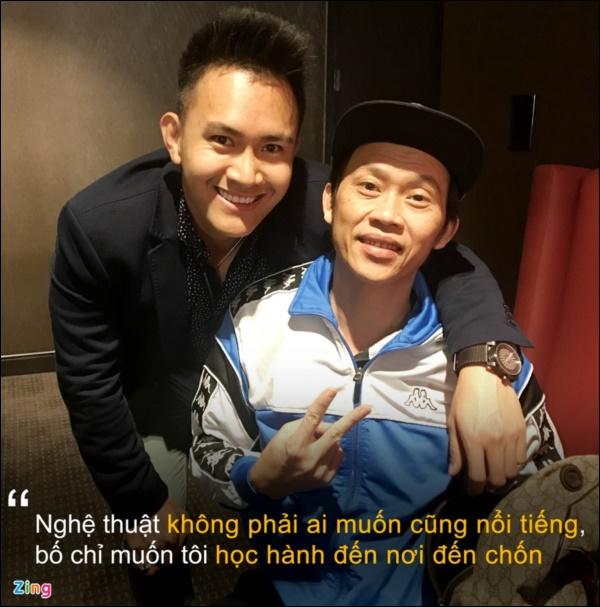 Hoài Linh - nghệ sỹ được nể trọng bậc nhất showbiz Việt cũng là người cha đạo đức mà con trai ruột luôn tôn kính-4