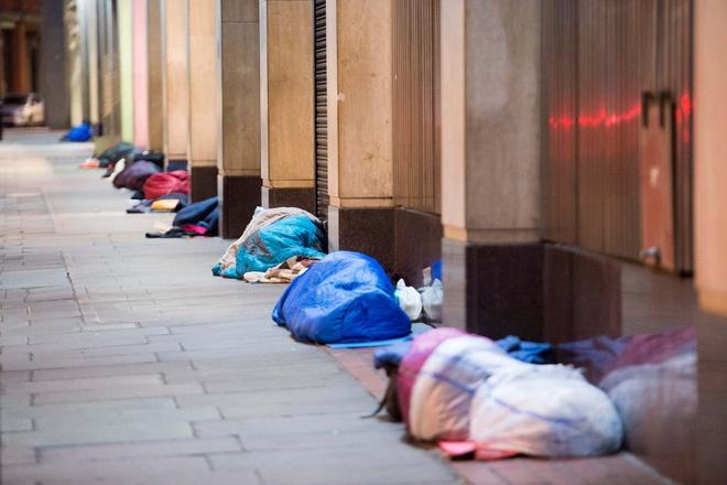 Người vô gia cư sống lay lắt giữa thủ đô London-3