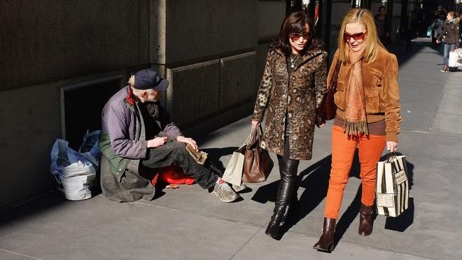 Người vô gia cư sống lay lắt giữa thủ đô London-2