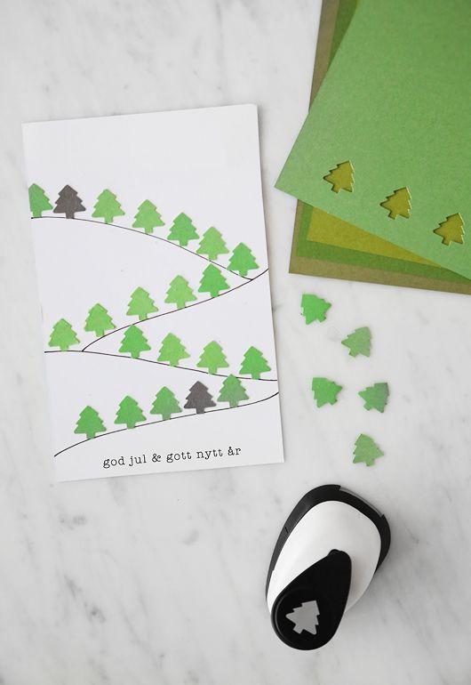 Những ý tưởng tuyệt vời để tự tay thiết kế một tấm thiệp Giáng sinh thật độc đáo và ý nghĩa gửi người thân yêu-4