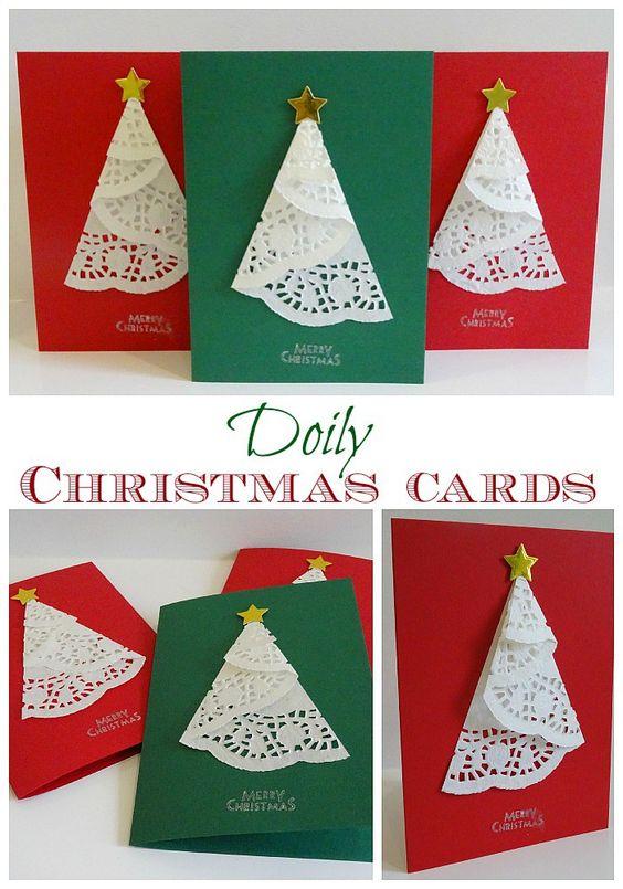 Những ý tưởng tuyệt vời để tự tay thiết kế một tấm thiệp Giáng sinh thật độc đáo và ý nghĩa gửi người thân yêu-5