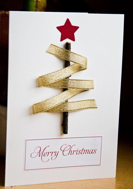 Những ý tưởng tuyệt vời để tự tay thiết kế một tấm thiệp Giáng sinh thật độc đáo và ý nghĩa gửi người thân yêu-8