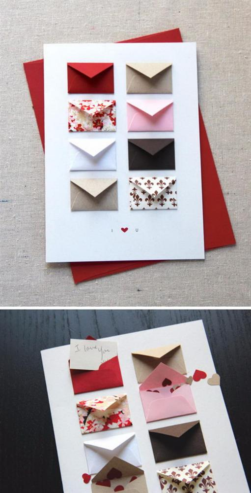 Những ý tưởng tuyệt vời để tự tay thiết kế một tấm thiệp Giáng sinh thật độc đáo và ý nghĩa gửi người thân yêu-9