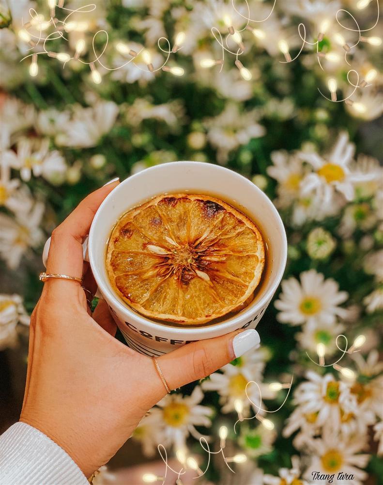 Làm trái cây sấy bằng nồi chiên không dầu siêu tiện, hội chị em dùng làm nước detox, uống trà và lại có thêm đồ decor cây thông Noel-7