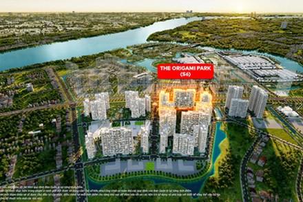 Vinhomes ra mắt The Origami Park