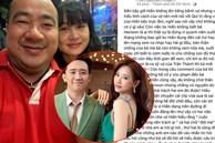 Hiếu Hiền thay mặt bà xã xin lỗi fan của vợ chồng Trấn Thành sau lùm xùm, giải thích rõ nghi vấn xúc phạm Hari Won