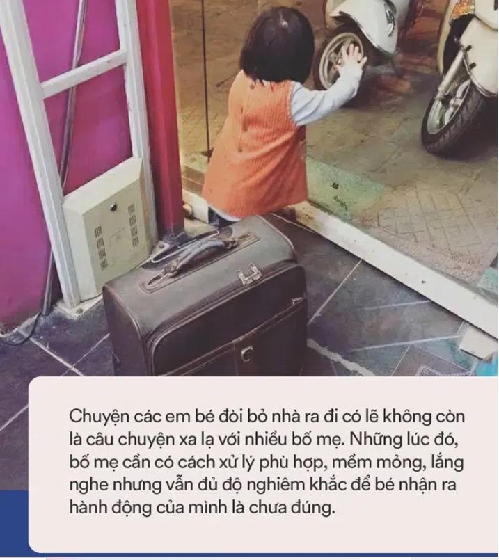 Bé trai đòi bỏ nhà đi vì giận mẹ, nhưng vừa ra thang máy đã vội tìm cách quay xe bằng cuộc điện thoại cho bố với lời nhắn cực hài-2