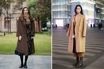 Street style trước thềm đi đón Giao thừa của các quý cô Châu Á: Dù trời lạnh vẫn mặc đẹp bất chấp-16