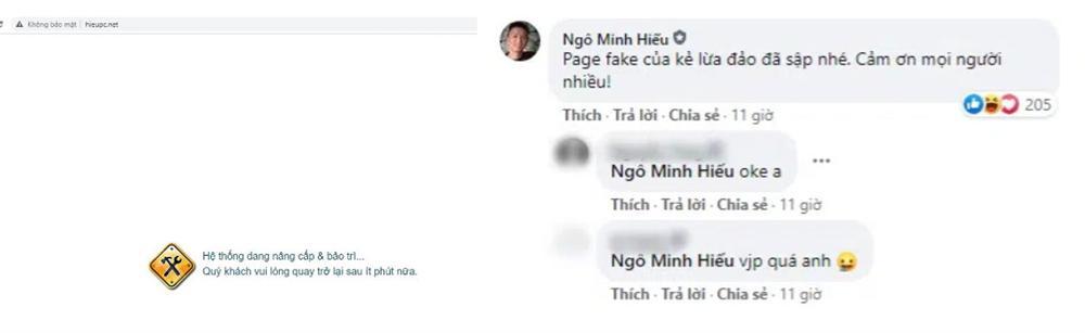 Nam thanh niên mạo danh Hiếu PC lập tài khoản lừa đảo, chỉ trong chốc lát anh em của Hiếu đã tìm được địa chỉ nhà đồng thời gửi lời cảnh báo trên Facebook-1