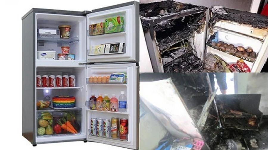 Những dấu hiệu tủ lạnh chuẩn bị bốc cháy cực kỳ nguy hiểm-2