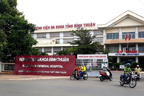 Một người nước ngoài vừa đến Bình Thuận nghi mắc Covid-19-1