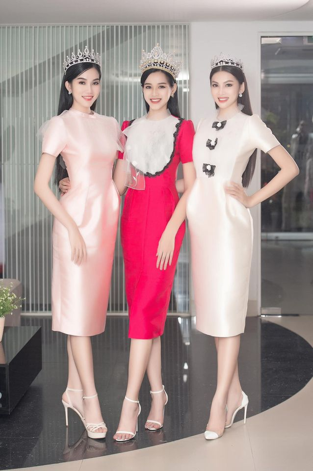 Đăng quang chưa lâu, HH Đỗ Thị Hà đã bị dí cho loạt váy áo kém đẹp vừa sến vừa lộ nhược điểm vóc dáng-4