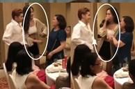 Ra mắt mẹ Noo, Mai Phương Thuý lại bị netizen chê bai vì ăn mặc hở hang quá đà