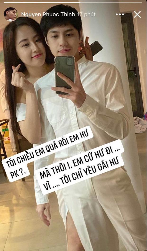 Ra mắt mẹ Noo, Mai Phương Thuý lại bị netizen chê bai vì ăn mặc hở hang quá đà-2