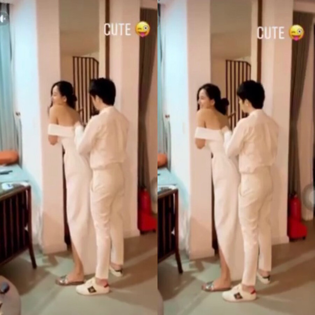 Ra mắt mẹ Noo, Mai Phương Thuý lại bị netizen chê bai vì ăn mặc hở hang quá đà-3