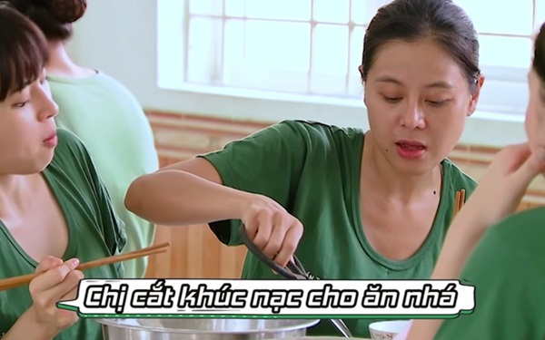 Khánh Vân nước mắt ngắn dài tại Sao Nhập Ngũ là do Nam Thư trách mắng?-1