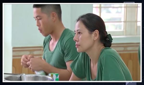 Khánh Vân nước mắt ngắn dài tại Sao Nhập Ngũ là do Nam Thư trách mắng?-3