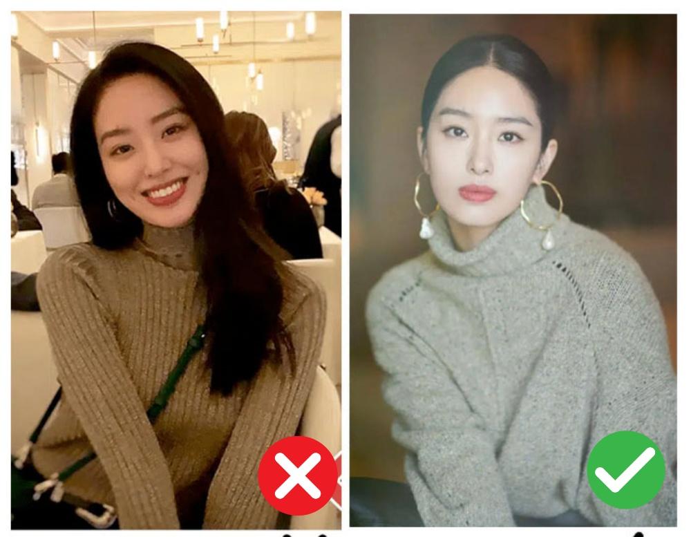 3 điều nên nhớ khi mặc áo len cao cổ để không lâm vào cảnh mặt to, cổ rụt-6