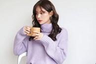 3 điều nên nhớ khi mặc áo len cao cổ để không lâm vào cảnh mặt to, cổ rụt