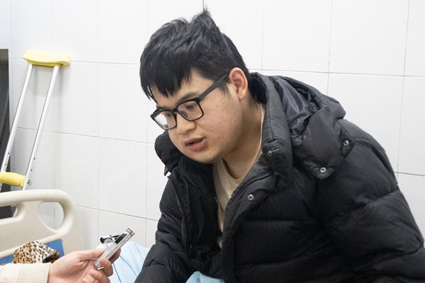 Sức khoẻ Long Chun sau 1 tháng nhập viện vì u xương hàm-1