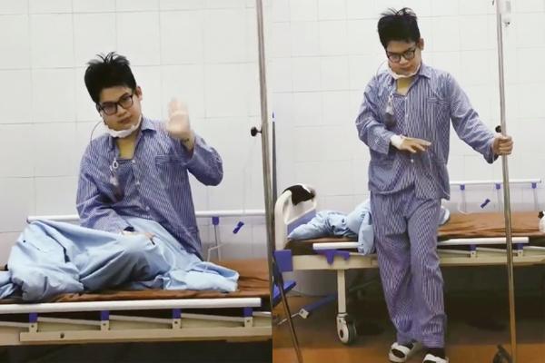 Sức khoẻ Long Chun sau 1 tháng nhập viện vì u xương hàm-2