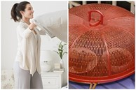 7 thói quen tưởng chừng rất sạch sẽnhưng lại tiềm ẩn nguy cơ gây hại cho sức khỏe, dùng lồng bàn đậy thức ăn và gấp chăn bông ngay sau khi vừa thức dậy lọt top